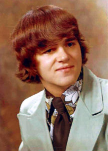 Steve Curtis High School Graduation Photo